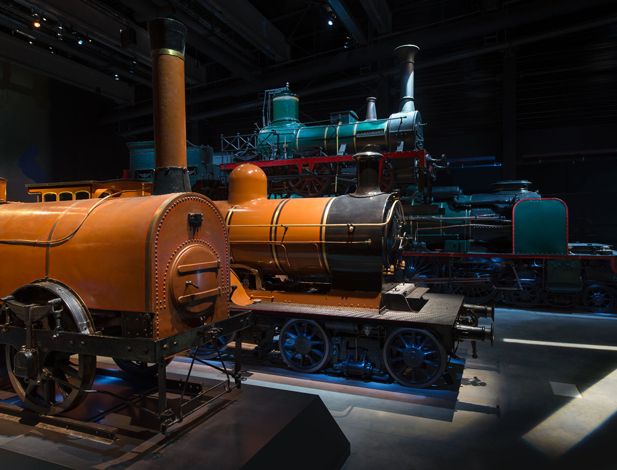 Train World - Le siècle de la vapeur - Photo Marie-François Plissart