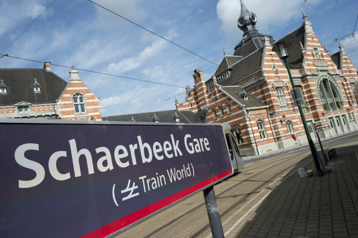 Gare de Schaerbeek - Train World