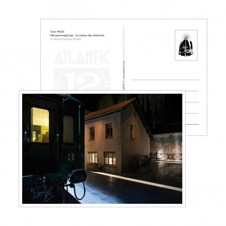 Train World - La maison des cheminots