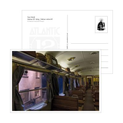 Train World - Intérieur voiture M1