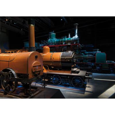 Train World - Le siècle de la vapeur