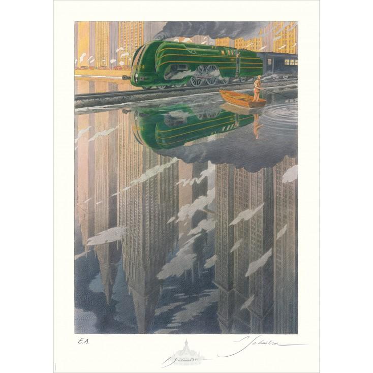 La Type 12 - Reflet (EA)