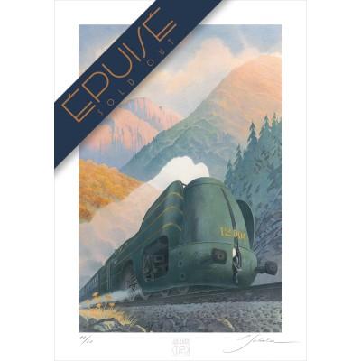 La Type 12 - En montagne