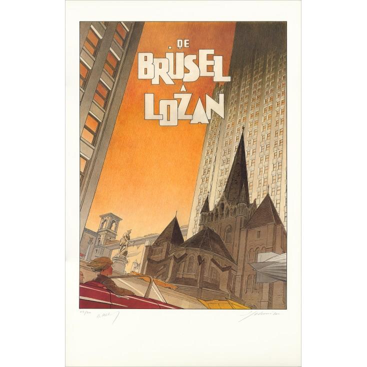De Brüsel à Lozan (NS)