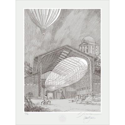 Le Hangar 'Y' - Meudon (prestige)