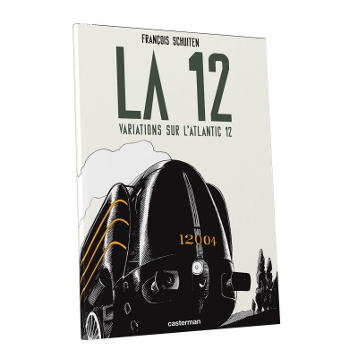 La 12 - Variations sur l'Atlantic 12