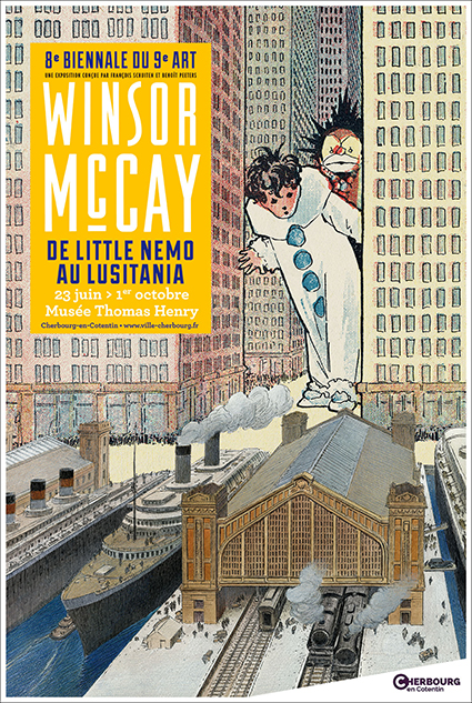 Winsor McCay - Aux origines du comics