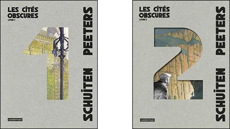 Les Cités Obscures - Intégrale 1&2