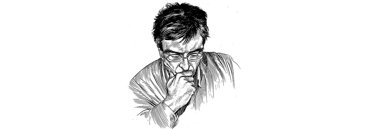François Schuiten - Portrait