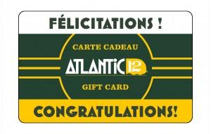 Félicitations / Congratulations