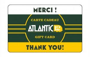 Merci ! / Thank you!