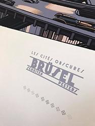 Sérigraphie artisanale 11 passages - Brüsel